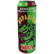 Karbach Hopadillo IPA Beer Can