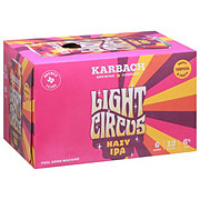 Karbach Light Circus Hazy IPA Beer 12 oz Cans