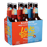 Karbach Love Street Kolsch Style Blonde Beer 12 oz  Bottles