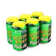 Karbach Weekend Warrior  Beer 12 oz  Cans
