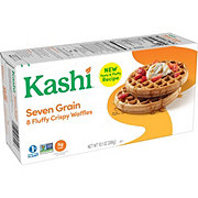 Kashi 7 Grain Waffles