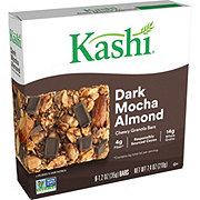 Kashi Chewy Dark Mocha Almond Granola Bars