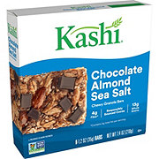 Kashi Chocolate Almond & Sea Salt Chewy Granola Bars