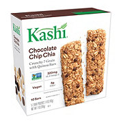 Kashi Chocolate Chip Chia Crunchy Granola & Seed Bars