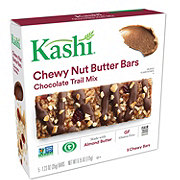 Kashi Chocolate Trail Mix Chewy Nut Butter Bars