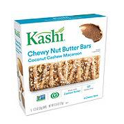 Kashi Coconut Cashew Macaroon Chewy Nut Butter Bars