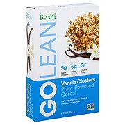 Kashi GoLean Clusters Vanilla Pepita Cereal