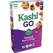 Kashi GoLean Crisp! Toasted Berry Crumble Cereal