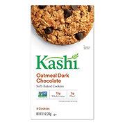 Kashi Oatmeal Dark Chocolate Soft Baked Cookies