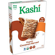 Kashi Organic Cinnamon Harvest Cereal