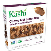 Kashi Salted Chocolate Chunk Chewy Nut Butter Bars