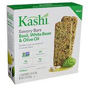 Kashi Savory Bars Basil White Bean And Olive Oil