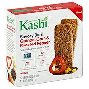 Kashi Savory Bars Quinoa Corn Roasted Pepper