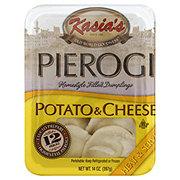 Kasia's Potato and Cheese Pierogi