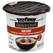 Kathleen's Ancient Grains Delights Quick Oats