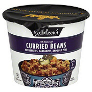 Kathleen's Curried Beans