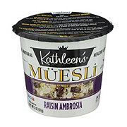 Kathleen's Muesli, Raisin Ambrosia
