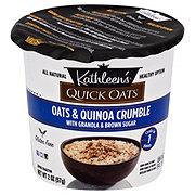 Kathleen's Oats & Quinoa Crumble Quick Oats Cup