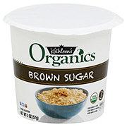 Kathleen's Organics Brown Sugar Oatmeal Cup