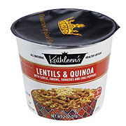 Kathleen's Quinoa & Lentils
