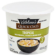Kathleen's Tropical Delight Quick Oats
