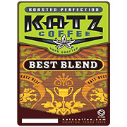 Katz Coffee Best Blend Coffee
