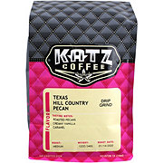 Katz Coffee Texas Hill Country Pecan Coffee