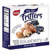 Katz Gluten Free Blueberry Fritters