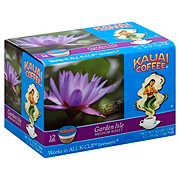 Kauai Coffee Garden Isle Medium Roast Single Serve Coffee Cups
