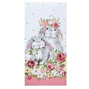 Kay Dee Designs Easter Bunnie Towel