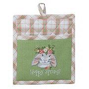 Kay Dee Designs Easter Bunny Oven Mitt