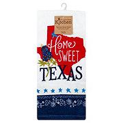 Kay Dee Designs Texas Bluebonnets Towel