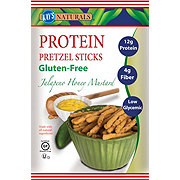 Kay's Naturals Jalapeno Honey Mustard Protein Pretzel Sticks