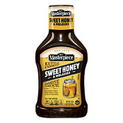 KC Masterpiece Sweet Honey & Molasses Barbecue Sauce
