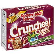 Kedem Kids Telma Crispy Cookie Crunchee Cereal Bars
