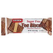 Kedem Sugar Free Chocolate Flavored Tea Biscuits
