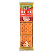Keebler Cheese and Peanut Butter Sandwich Crackers