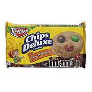Keebler Chips Deluxe Peanut Butter With M&Ms