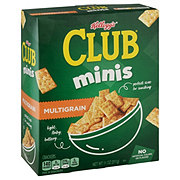 Keebler Club Minis Multi-Grain Crackers
