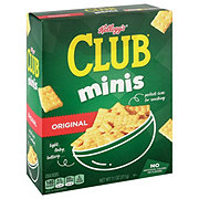 Keebler Club Minis Original Crackers