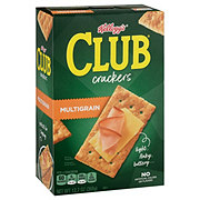 Keebler Club Multi-Grain Crackers