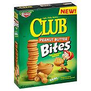 Keebler Club Peanut Butter Bites Sandwich Crackers