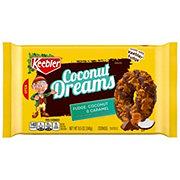 Keebler Coconut Dreams Fudge Caramel and Coconut Cookies