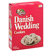 Keebler Danish Wedding Cookies