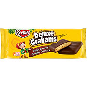 Keebler Deluxe Grahams Fudge Covered Graham Crackers