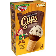 Keebler Fudge Shoppe Fudge-Dipped Ice Cream Cups