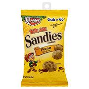 Keebler Grab n' Go Sandies Pecan Shortbread Cookies