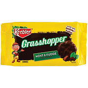 Keebler Grasshopper Fudge Mint Cookies