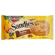 Keebler Sandies Toffee Shortbread Cookies
