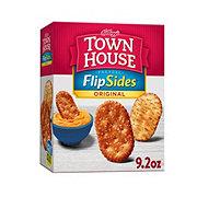 Keebler Town House Flip Sides Original Pretzel Crackers